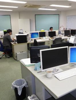 ICTソリューション内のグループ構成